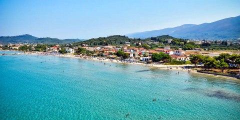 Alykes Beach - Zakynthos island