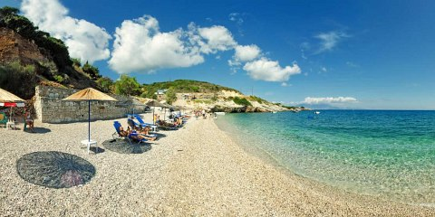 Makris Gialos Beach - Zakynthos island