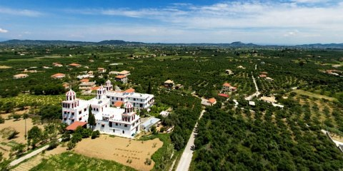 Monastery Eleftherortia - Zakynthos island