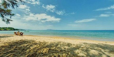 Psarou Beach - Zakynthos island
