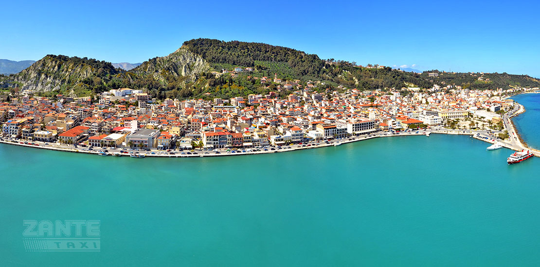 zakynthos town port